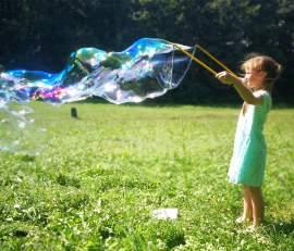 Buborék Pálca Óriásbuborékokhoz Kicsi
